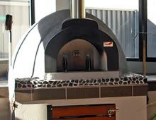 Woodfired Pizza Ovens | Alfresco - Wood Fired Pizza Ovens