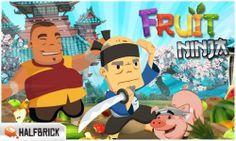 Install Fruit Ninja for PC