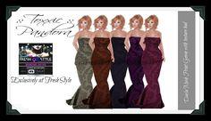 ::Toxxic:: Pandora - Darla Mesh Dresses maps.secondlife.com/secondlife/Coast/181/172/27