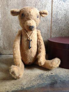 Little Bear by VillagePrimitivesbyM on Etsy,