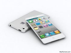 iPhone 5 possible design