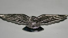 Gifts for everyone. Eagle Wings, Lapel Pins, Silver, Gifts, Presents, Favors, Gift, Badges, Money