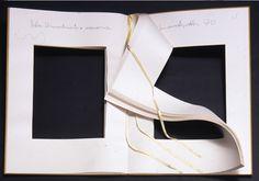 Libro dimenticato, Vincenzo Agnetti, 1969
