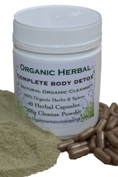 This detox herbal cleanse will help to improve your energy aid in the removal of harmful toxins from your body. Herbal Colon Cleanse, Parasite Cleanse, Herbal Detox, Body Detox Cleanse, Organic Herbs, Breathe, Herbalism, Benefit, Smooth