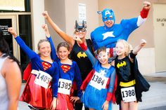 Every child needs a hero, but abused children need superheroes! Run, walk or fly with me to the 2012 CASA Superhero Run where you can be a superhero for children who've been abused or neglected. Join us for this chip-timed 5K and Kids 1K with a superhero costume contest, bounce house obstacle course, photobooth and much more! September 30th at Mueller Lake Park and Hangar in Austin, TX!
