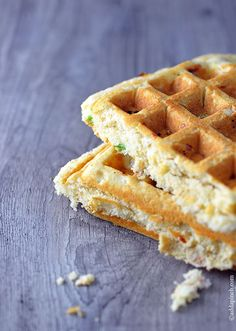 Cornbread Waffles make a delicious addition to so many soups, stews, chilis, and more. Get this family favorite cornbread waffles recipe!