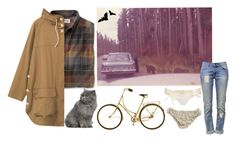 """Untitled #87"" by francesokenshield ❤ liked on Polyvore featuring Toast, Anine Bing, Aubin and Wills and Blugirl"