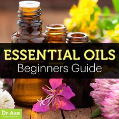 Be Balanced: Dr. Axe's Essential Oils Guide