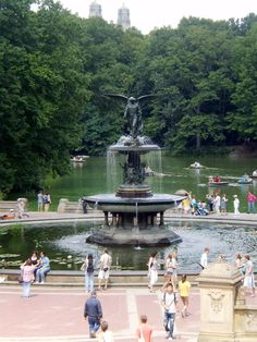 Central Park, New York City, New York State, United States