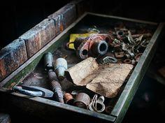 Nieuw in mijn Werk aan de Muur shop: Toolbox