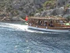 Turkey, Blue Cruise 2009