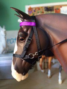 Bareback Set for Traditional Model Horses by HoofbeatStudios