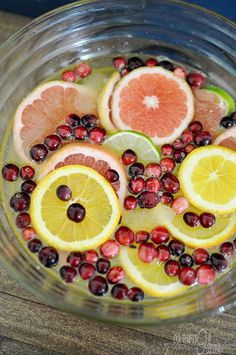 It's so fun having delicious drink recipes at my parties!