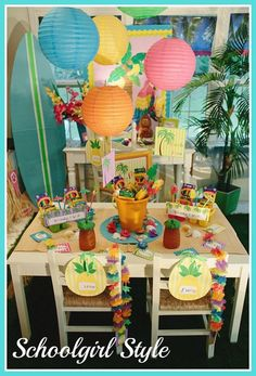 """Out of all my themes that I created, I think this one reflects my personality the most. I love the bright colors, the """"beachy"""" vibe, and the pineapples. Yes. For some strange reas…"""