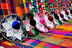 Mexico Lindo y Querido-Bright colors Mexico Style, Mexico Art, Mexican Heritage, My Heritage, Mexico Culture, Western Caribbean, Mexican Party, Amazing Adventures, Color Of Life