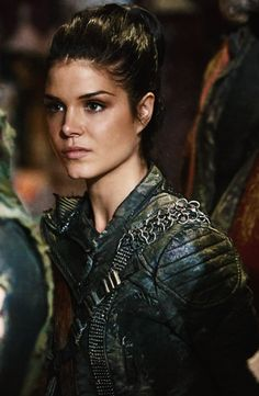 Octavia Blake, Marie Avgeropoulos, #the100