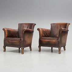FÅTÖLJER, ett par, 1920-30-tal  #bukowskis #bukowskismarket #furniture #interior.