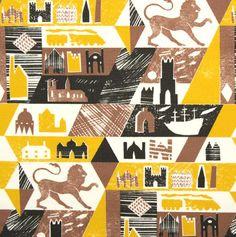 patternprints journal: ENGLISH PATTERNS AND PRINTS FABRICS BY ST JUDE'S