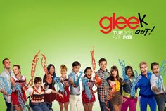 GLEE Glee glee!!!! Love glee watched it the first time it came on my favorite character is Blaine but he isnt on here