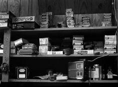 vintage shoe shine shop