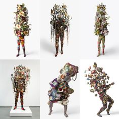 """Wow more Nick Cave- """"explores and reiterates cultural, ritualistic and ceremonial concepts""""(from source)."""
