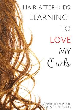 As a mom to three curly-headed girls, I want them to love their curls, as opposed to trying to make it something it's not. Here are some curly hair tips!