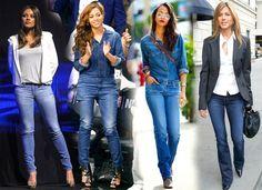 Como escolher o jeans ideal de acordo com seu tipo físico
