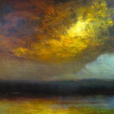 Maurice Sapiro. Cloudburst.