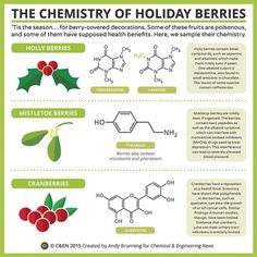 Periodic Graphics: The Chemistry Of Holiday Berries http://cen.acs.org/content/dam/cen/supplements/09348-scitech3.pdf