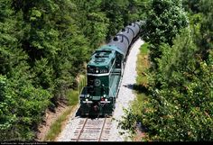 RailPictures.Net Photo: GRLW 3752 Greenville & Western EMD GP9 at Belton, South Carolina by Bob Krone