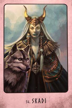 Skadi   Archangel Oracle ~ Divine Guidance