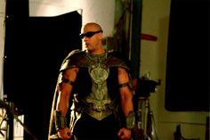 New Chronicles of Riddick movie, as of yet unnamed. cant friggen wait!!!!