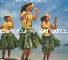 Living the Aloha Spirit, a Hula at a Time.