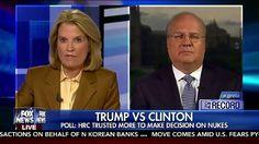 Karl Rove: Donald Trumps Shows Strong Leadership! 6/1/16