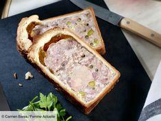 Pâté de canard en croûte, de Christian Etchebest : découvrez les recettes de cuisine de Femme Actuelle Le MAG