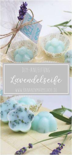 DIY Anleitung für Lavendelseife