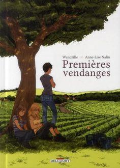 Premières vendanges/Wandrille, 2014 // Bof ///   http://bu.univ-angers.fr/rechercher/description?notice=000601601