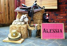 """Photo 1 of 28: Cowgirl / Birthday """"Alessia's 5th Cowgirl Birthday Party"""" 