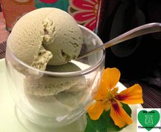 Recipe Green Tea Icecream by We Love Thermomixing - Recipe of category Desserts & sweets