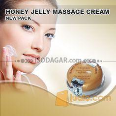 Jual Honey jelly massage cream new pack ORIGINAL @HP: 0878 8585 6222 Honey jelly massage cream new pack  Honey%
