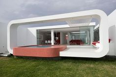 Arquitetura e decoração de casa em lima peru
