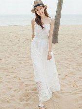 Special Design    Sandbeach Style     Tube-Tops   Maxi Dress