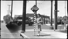 first stop sign detroit - Google Search