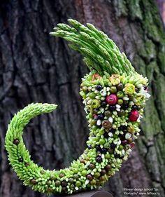 """Flower Design School """"LA FLORISELLE"""" www.laflora.ru"""
