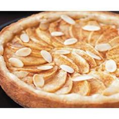 Delicious! Probably one of the best things I've ever made! PHILLY Bavarian Apple Torte Allrecipes.com