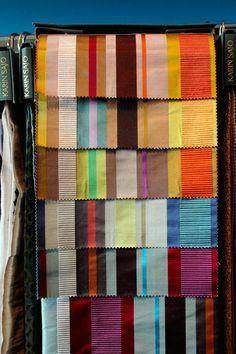 Karin Sajo striped f