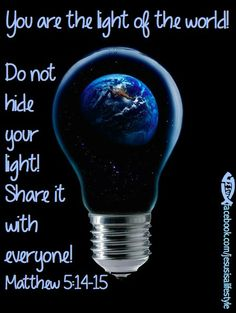 Spread the good news...Share it with the ones in need....We are the tools ...We are the light in someone's  darkness..Jesus saves...John 3:16