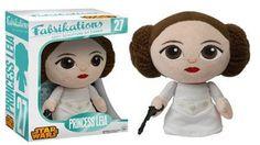 Princess Leia - Fabrikations Star Wars Soft Sculpt Plush on Crunchyroll