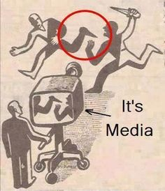 Media is like this
