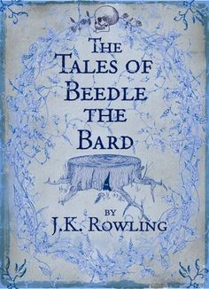 The Tales of Beedle the Bard contains five richly diverse fairy tales, each with its own magical character, that will variously bring delight, laughter and the thrill of mortal peril. http://www.goodreads.com/book/show/3950967-the-tales-of-beedle-the-bard?ac=1